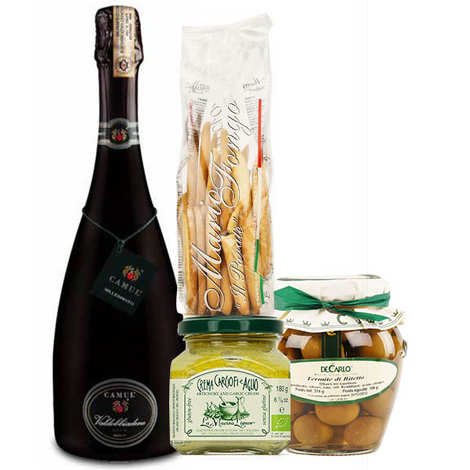 - Kit apéritif italien