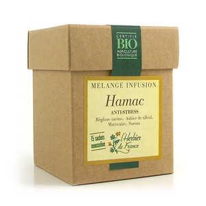 Cook - Herbier de France - Mélange infusion Hamac bio