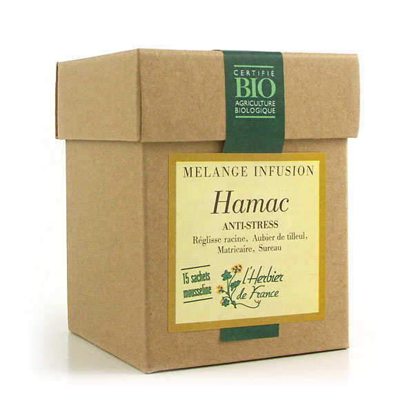 Mélange infusion Hamac bio