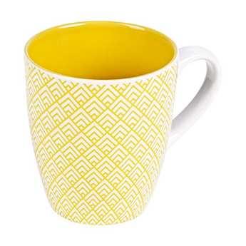 - Mug jaune