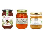 BienManger.com - Assortiment de miels bio
