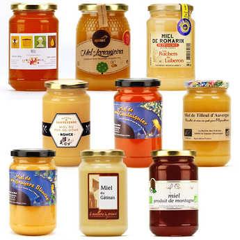 BienManger.com - 9 honeys discovery offer