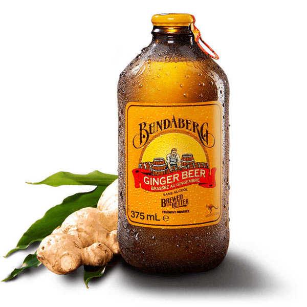 Bundaberg Ginger Beer sans alcool