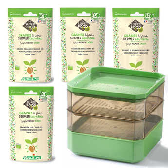 Germline - Sprouting Seeds kit for Regular