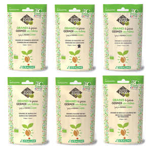 Germline - Sprouting seeds discovery offer