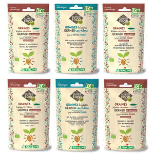 Germline - Sprouting seeds with mucilage discovery offer