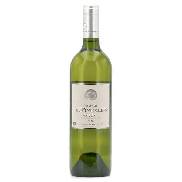 Organic White Wine Château Les Peyroulets - AOC Bergerac- 12°