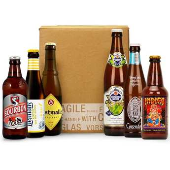 - 6 Beers July Discovery Box