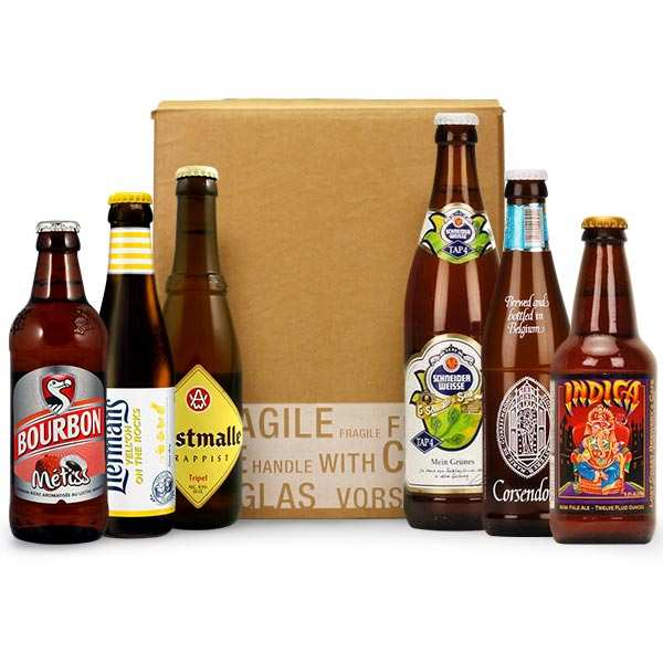 6 Beers July Discovery Box