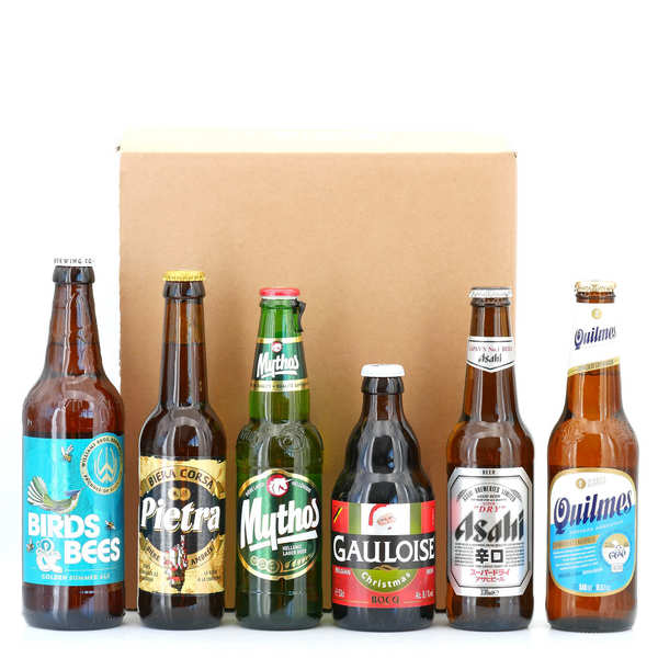 Beers surprise box - 3 months subscription