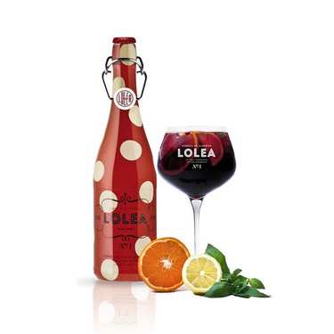 Red Sangria Lolea n°1