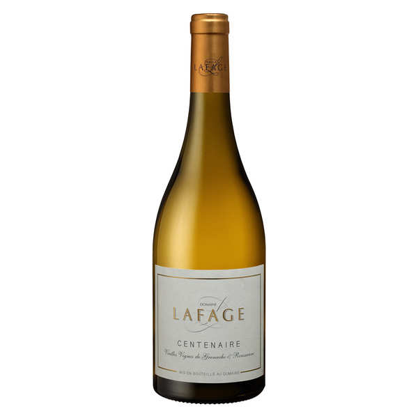 Domaine Lafage - White Wine Centenaire From Roussillon