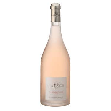 Domaine Lafage – La grande cuvée rosé