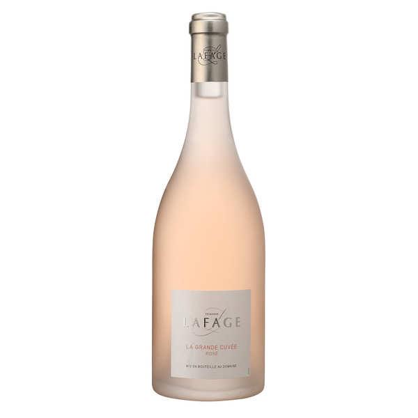 Domaine Lafage - Rosé Wine From Roussillon 'Grande Cuvée'