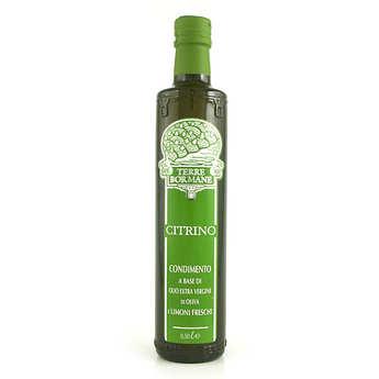 Terre Bormane - Citrino - Huile d'olive vierge extra aux citrons frais