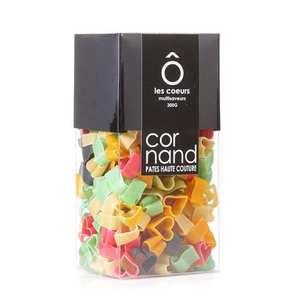 Epicerie Cornand - Cornand Pasta - Multi Flavors Hearts