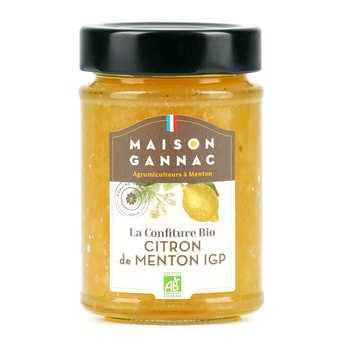 La Maison du Citron - Confiture de citron de Menton