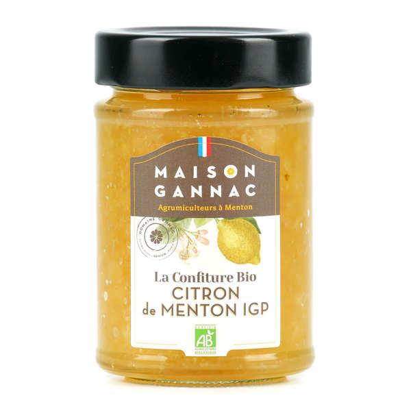 Confiture de citron de Menton