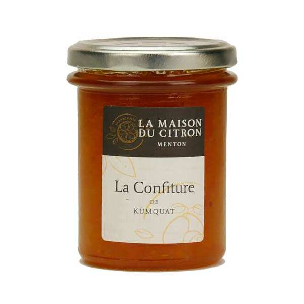 Confiture de kumquat