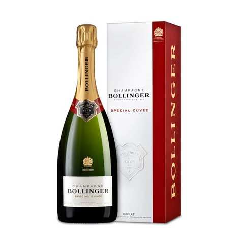 Bollinger Diffusion - Champagne Bollinger Spécial Cuvée