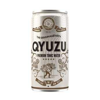 Qyuzu - Qyuzu - Premium Tonic Water With Yuzu