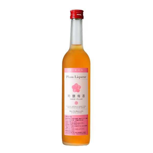 Plum liqueur – Liqueur de prune à base de saké ginjo 16%