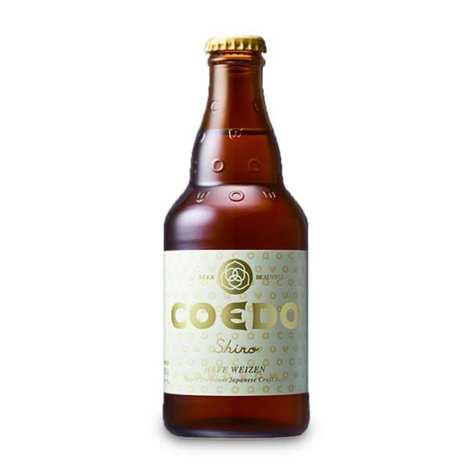 Brasserie Coedo - Coedo Shiro - Japanese White Beer (Hefeweizen) 5,5%