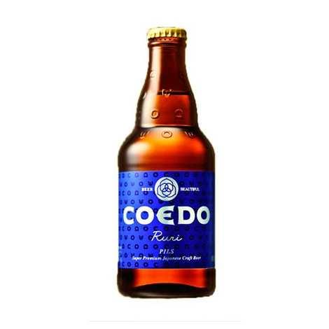 Brasserie Coedo - Coedo Ruri – Japanese Pils Beer 5%