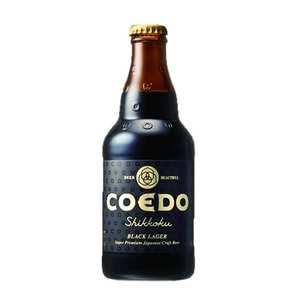 Brasserie Coedo - Coedo Shikkoku – bière noire japonaise 5%