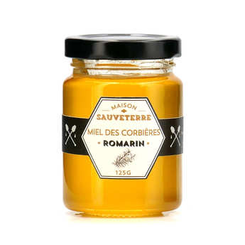 Maison Sauveterre - Rosemary Honey From France