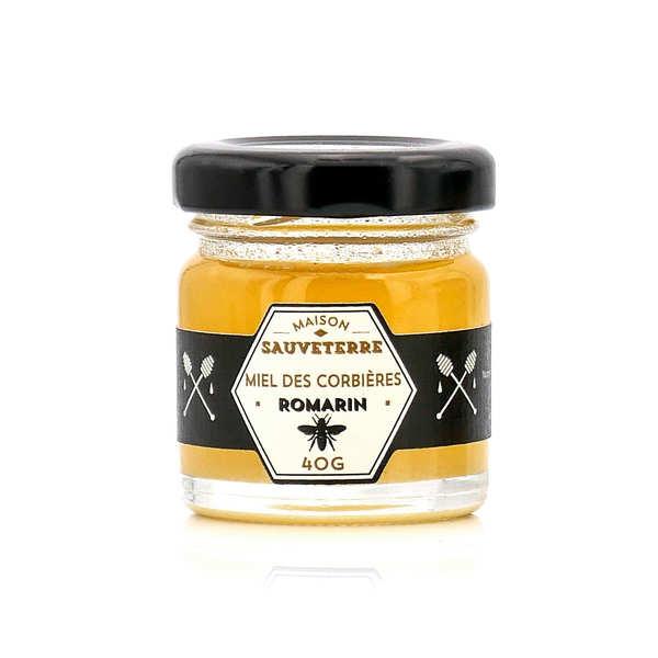 Miel de romarin des Corbières