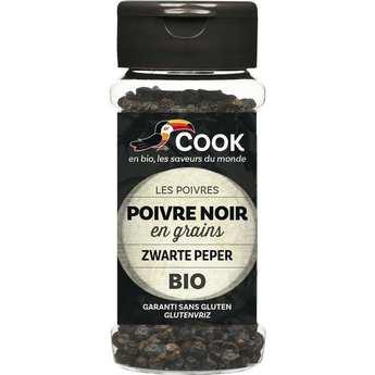 Cook - Herbier de France - Organic grain of black pepper