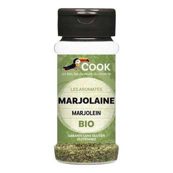 Cook - Herbier de France - Marjolaine - aromate bio