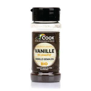 Cook - Herbier de France - Organic powdered vanilla