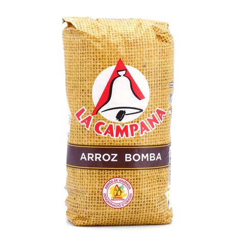 La Campana - Paella Rice Bomba AOP Arroz de Valencia - La Campana