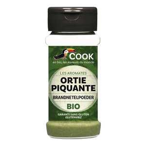 Cook - Herbier de France - Ortie en poudre bio