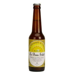 Brasserie Beau Soleil - Brasserie Beau Soleil - bière blanche bio 5%