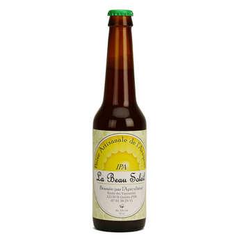Brasserie Beau Soleil - Brasserie Beau Soleil - Organic IPA Beer 5%