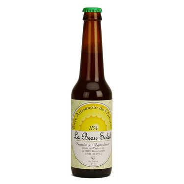 Brasserie Beau Soleil - Organic IPA Beer 5%