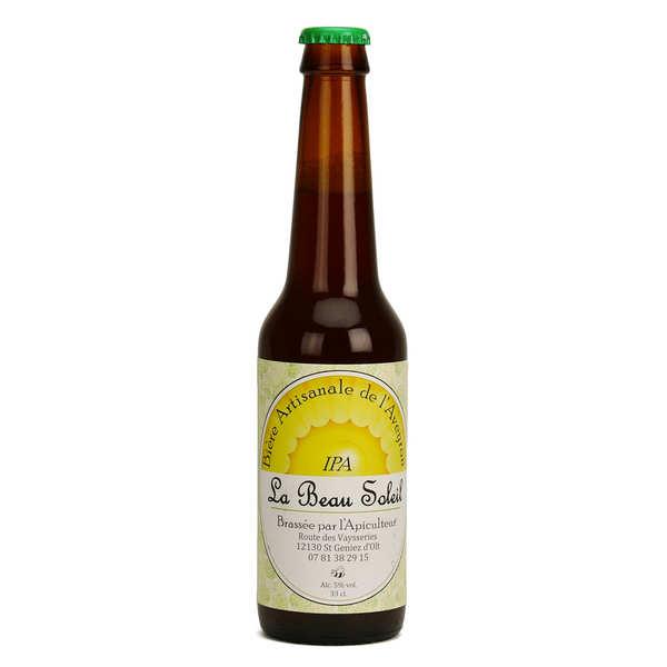 Brasserie Beau Soleil - bière IPA bio 5%