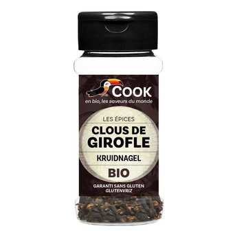 Cook - Herbier de France - Clous de Girofle bio