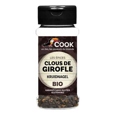 Cook - Herbier de France - Clous de Girofle bio