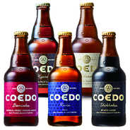 Brasserie Coedo - Assortment of Coedo Japanese Beers
