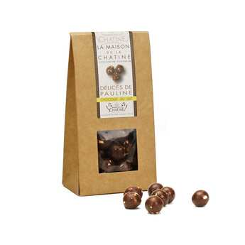 Maison de la Chatine - Cereal Balls With Chocolate And Nougatine