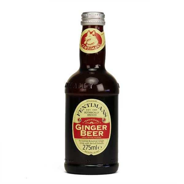 Ginger Beer Fentimans - Soda au gingembre