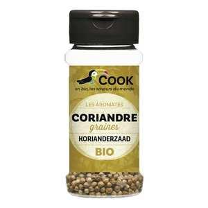 Cook - Herbier de France - Coriandre en graines bio