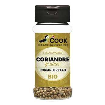 Cook - Herbier de France - Organic coriander seed