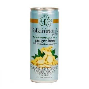 Folkington's - Ginger Beer Folkington's - Soda au gingembre