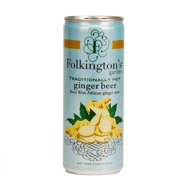 Folkington's Ginger Beer