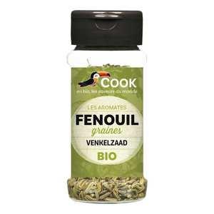 Cook - Herbier de France - Organic fennel seed